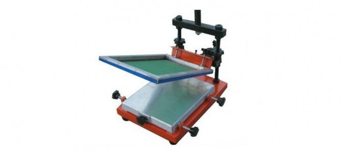 دستگاه چاپ سیلک چیست