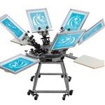 دستگاه چاپ سیلک در پردیس