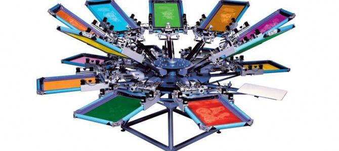 دستگاه چاپ سیلک در تهران
