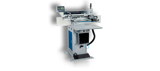 دستگاه چاپ سیلک sp2000